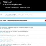 Fire me!, la app que utilizan los jefes para despedir a trabajadores que se quejan por Twitter