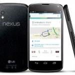 Google lanzará el lunes su smartphone Nexus