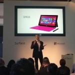 Microsoft Surface Pro ya está en España