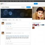 Nuevo diseño de Google Plus