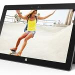 Las ventas del Surface, por debajo de lo previsto por Microsoft