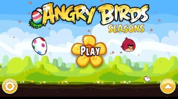 Angry Birds y Facebook las apps triunfadoras de 2011