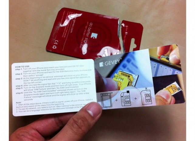 hack iphone tarjeta