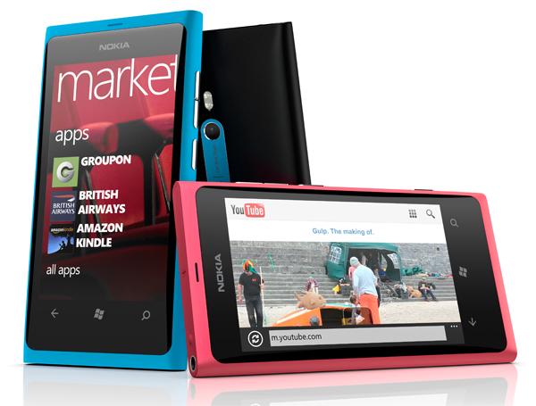 Nokia Lumia Presentacion