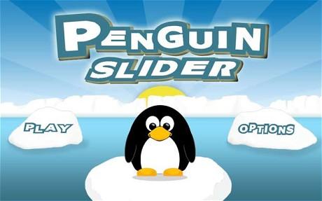 penguin slider