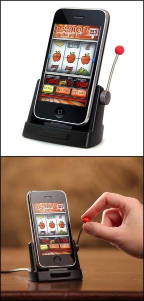 Accesorio friki Iphone