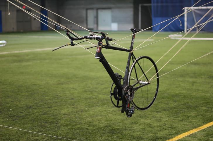 aerovelo, helicóptero propulsión humana