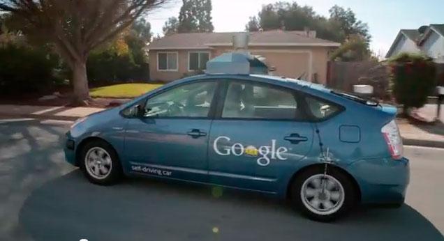 Coche google