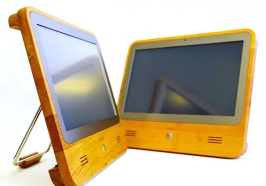 Iameco, ordenador verde