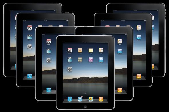 iPad 3 lanzamiento