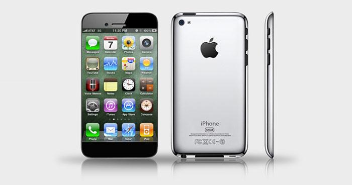 Nuevos detalles iphone 5