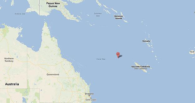 isla sandy google maps