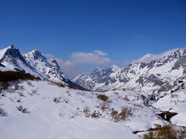 Google Earth montaña