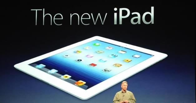 Apple presenta nuevo iPad