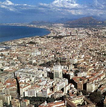 Palermo capital de Sicilia