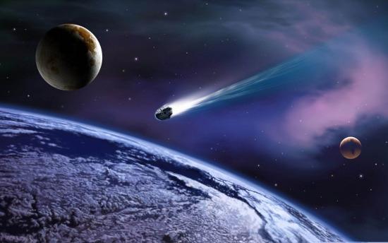 Panspermia definición y meteorito