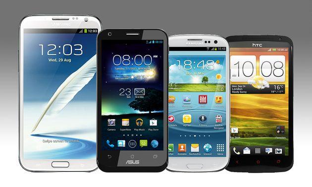smartphones analisis de orina