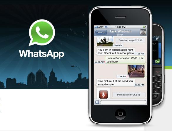 whatsapp caida servicio